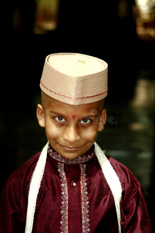 Download Traditional indian boy stock image. Image of traditional - 2406103