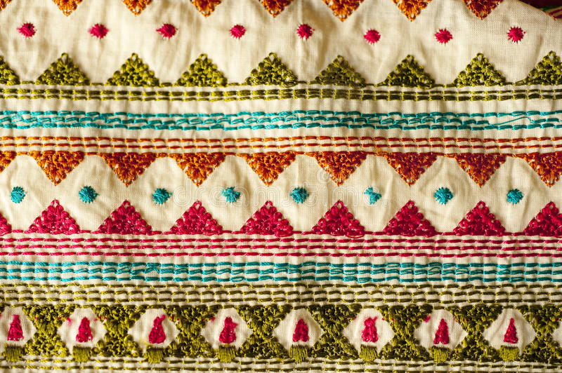 Download Traditional Indian fabric stock image. Image of backdrop - 11038787