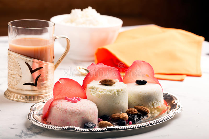 Download Traditional Indian Sweet Sandesh Stock Photo - Image: 66032436