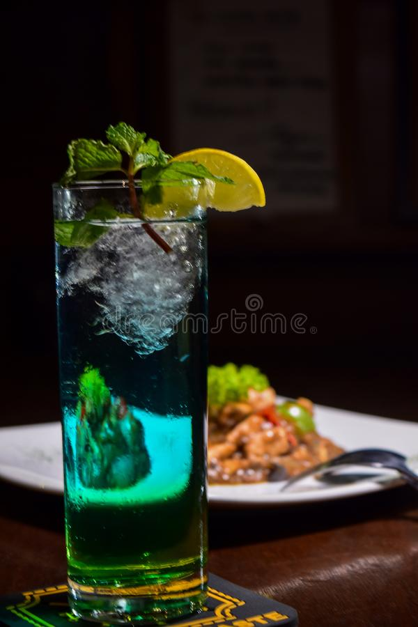 Traditional Indonesian Food with conceptual vintage stock images