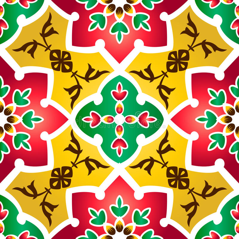 Download Traditional Islamic Pattern Stock Photography - Image: 24638462