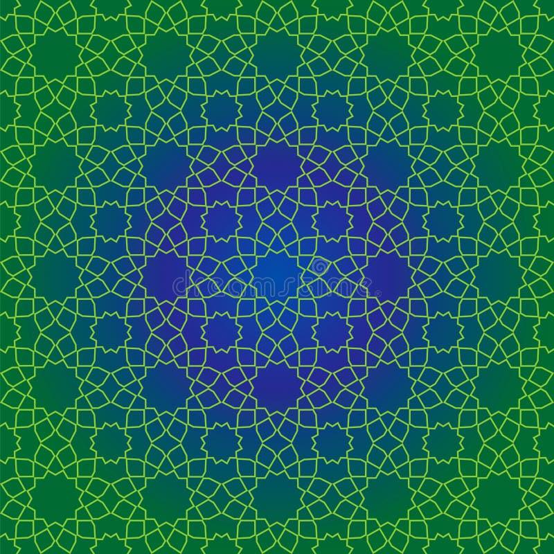 Free Traditional Islamic Pattern Royalty Free Stock Photo - 6683235