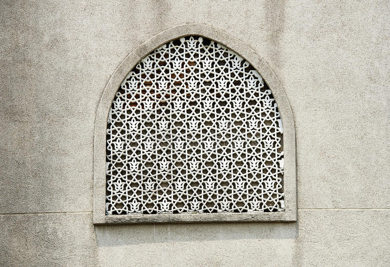 Traditional Islamic Pattern and Design used as a Background royalty free stock photo