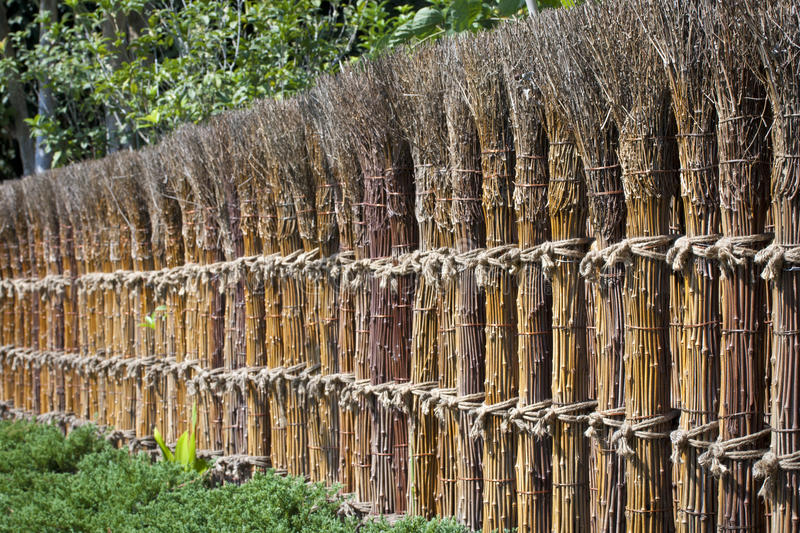 Download Traditional Japanese Fence. Stock Image - Image: 22672527