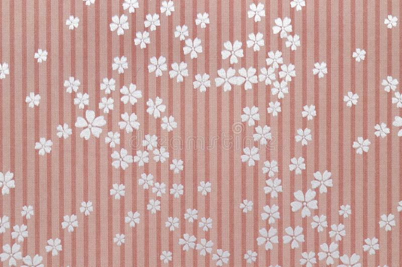 Traditional Japanese pattern background royalty free stock photos