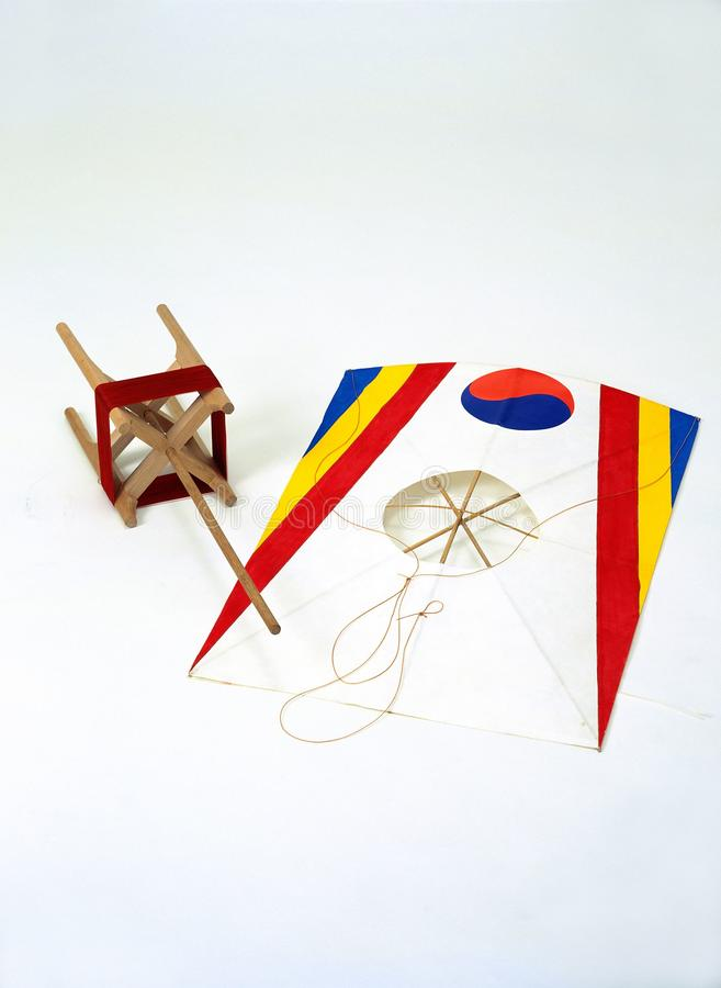 Traditional Kite Stock Images