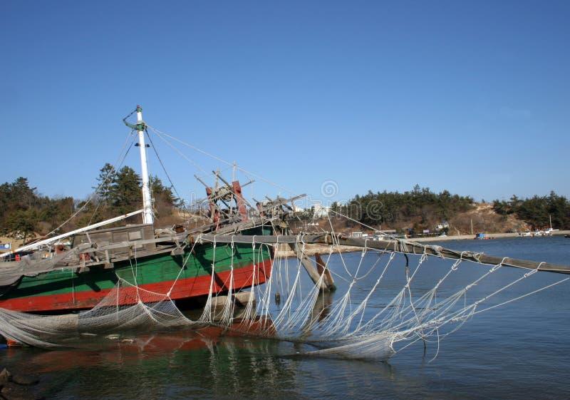 Download Traditional Korea - Shrimp Boat Stock Photo - Image: 508252