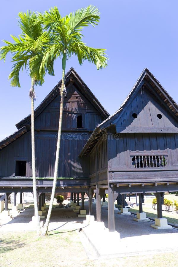 Free Traditional Malay House Stock Photo - 9214720