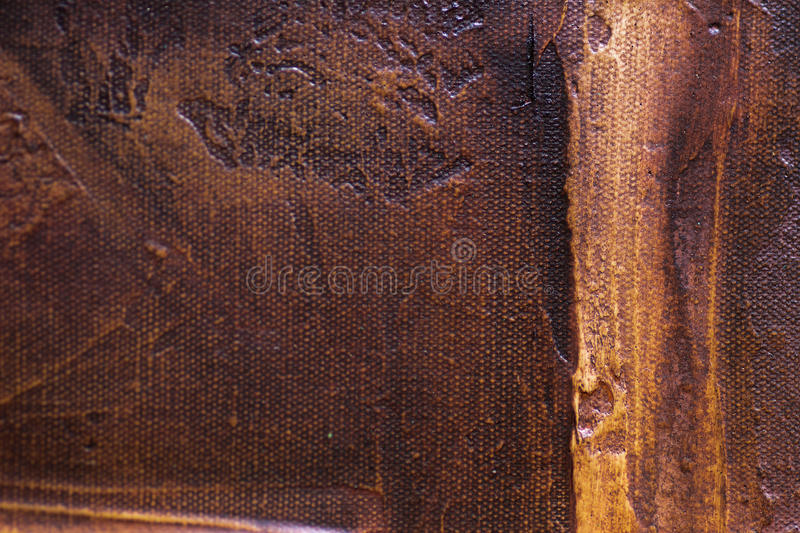 Traditional oil painting background stock image