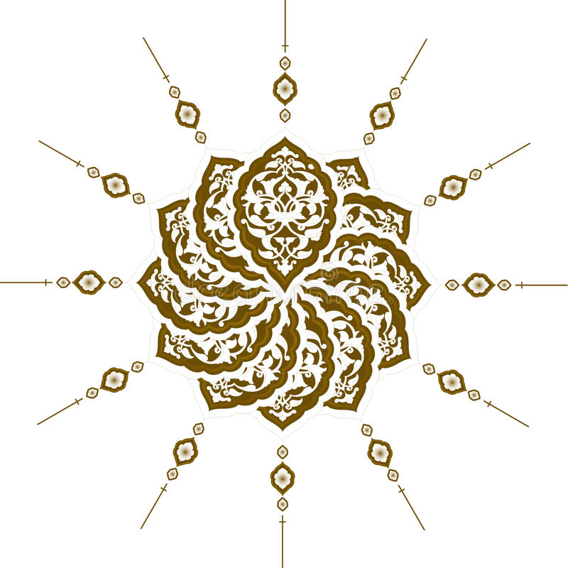 Download Traditional Ottoman Clean Design Stock Vector - Image: 9556295