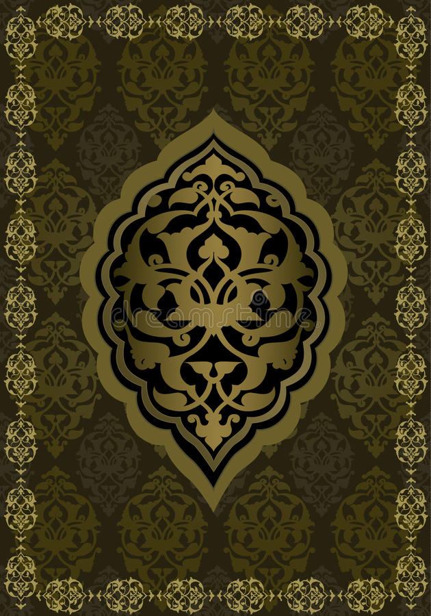 Download Traditional Ottoman Clean Design Stock Vector - Image: 9791014