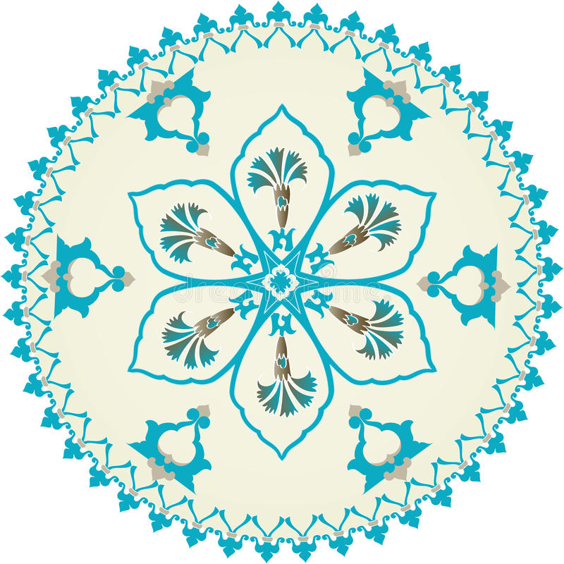 Download Traditional Ottoman Clean Design Stock Vector - Image: 9791156
