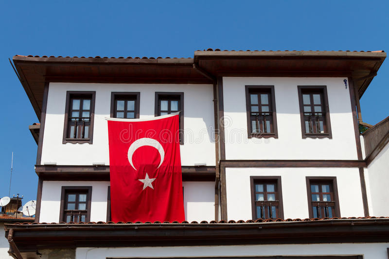 Download Traditional Ottoman Houses Stock Photography - Image: 21433282