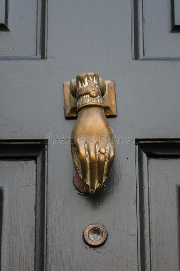 Download Traditional - Period - Antique - Front Door Knocker Stock Image - Image of knocker & Traditional - Period - Antique - Front Door Knocker Stock Image ...