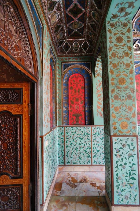 Download Traditional Persian Design Of Golestan Palace Tehran Iran. Stock Image - Image & Traditional Persian Design Of Golestan Palace Tehran Iran. Stock ... Pezcame.Com