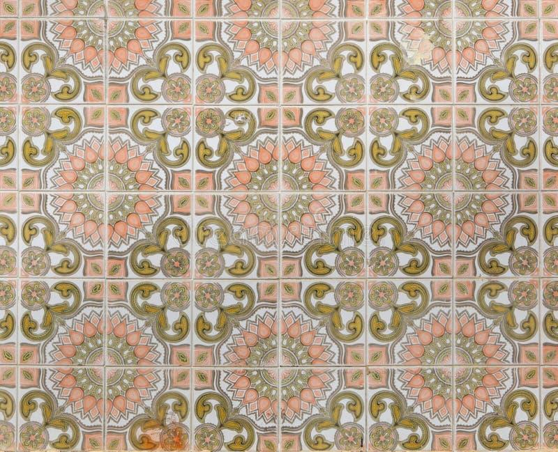 Traditional Portuguese Azulejo Tiles On The Building In Porto P