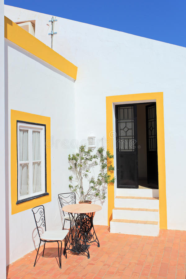 Free Traditional Portuguese House In Algarve Region Royalty Free Stock Image - 13497416
