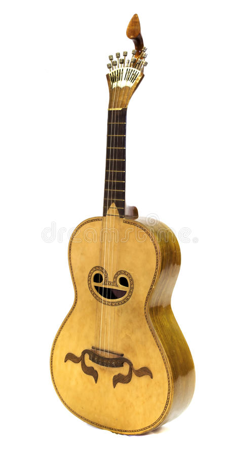 Free Traditional Portuguese Music Instrument Royalty Free Stock Photos - 24145658