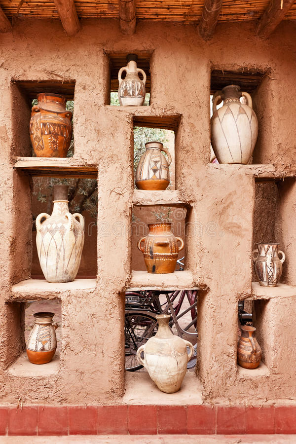 Download Traditional pots stock photo. Image of nobody, antique - 26730442