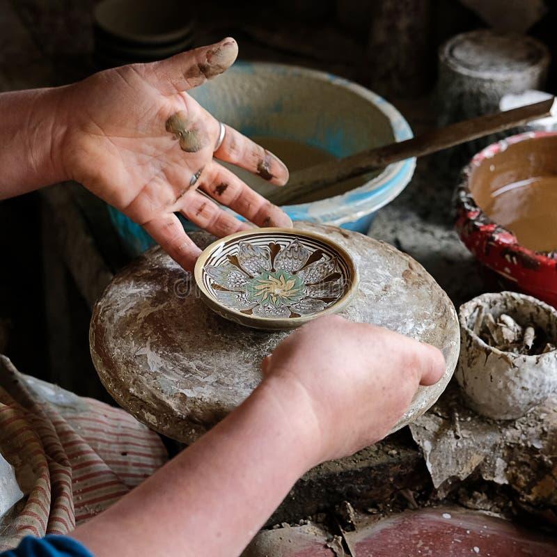 Free Traditional Pottery Horezu Royalty Free Stock Image - 149637176