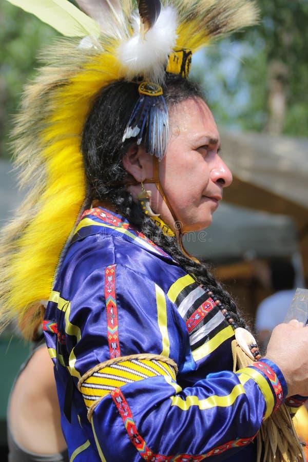 Traditional Pow wow.