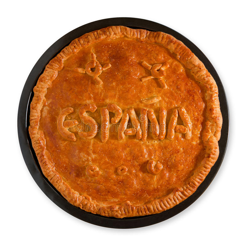 Download Traditional Spanish Patty Royalty Free Stock Image - Image: 25895726