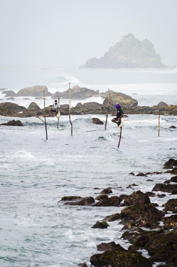 Traditional Sri Lanka s sea coast fishing