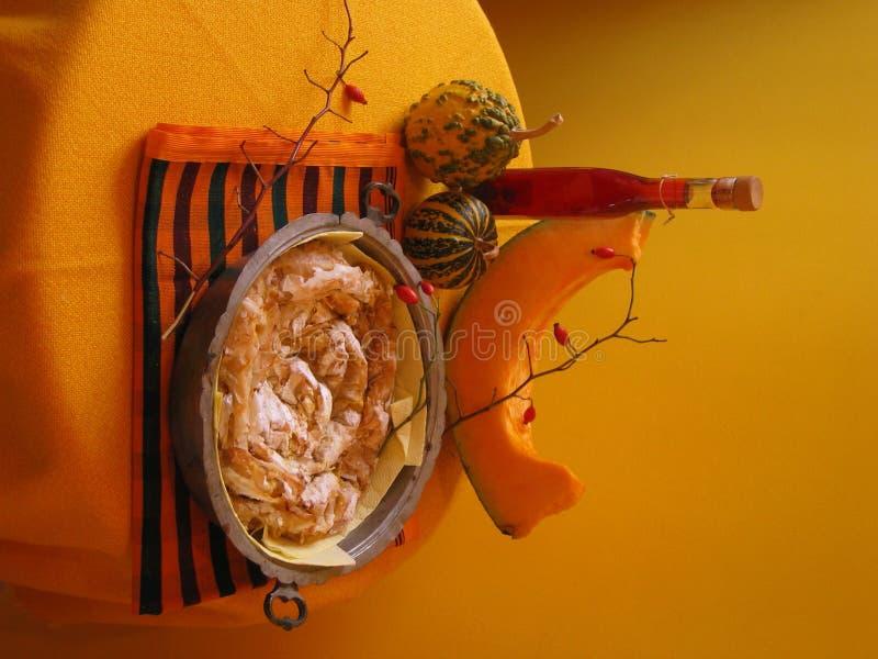 Download Traditional Sweet Pumpkin Pie Stock Photo - Image: 25897284