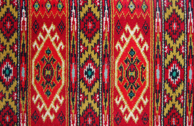 Traditional Textile Texture royalty free stock photography