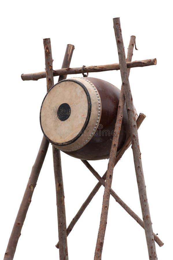 Traditional Thai Drum Stock Image