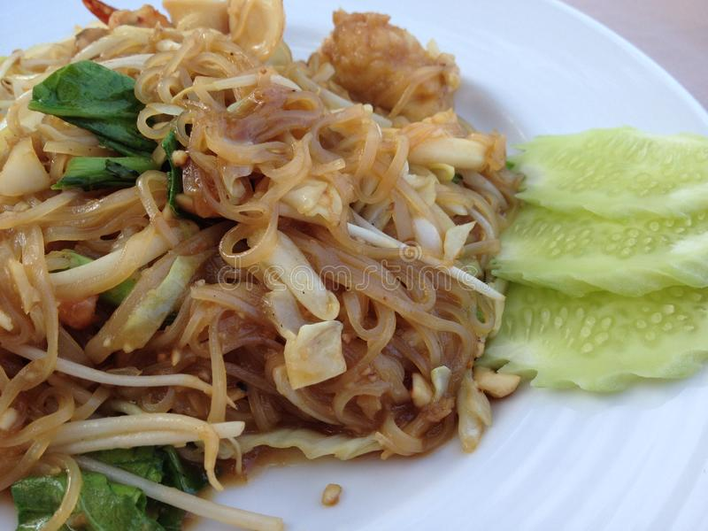 Download Traditional Thai food stock image. Image of plate, snack - 40318815