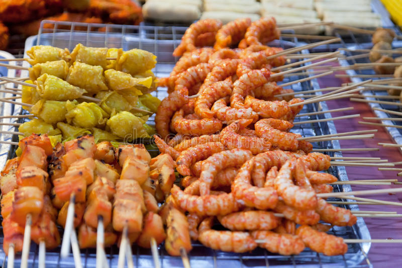 Traditional Thai food royalty free stock photography