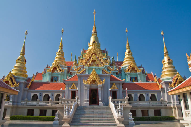 Download Traditional Thai Style Architecture Stock Image - Image: 13153141