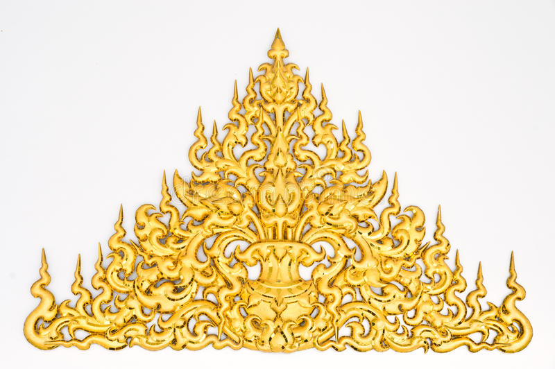 Traditional Thai style pattern royalty free stock images