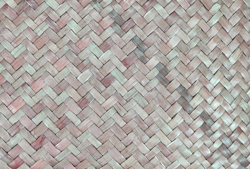 traditional thai style pattern nature background of brown handicraft weave texture wicker surface stock photos