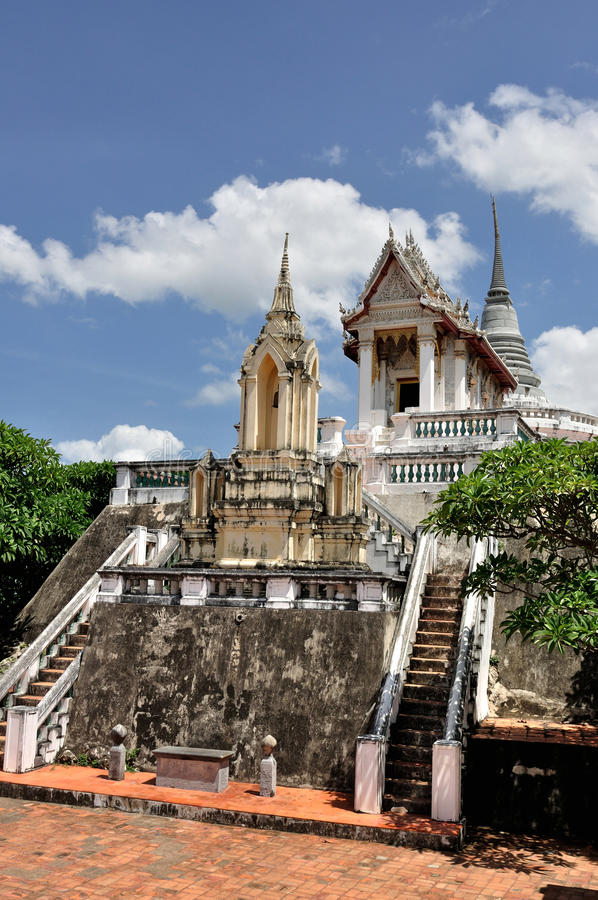 Download Traditional Thai Temple In Khao Wang Royal Palace Stock Image - Image: 26207933