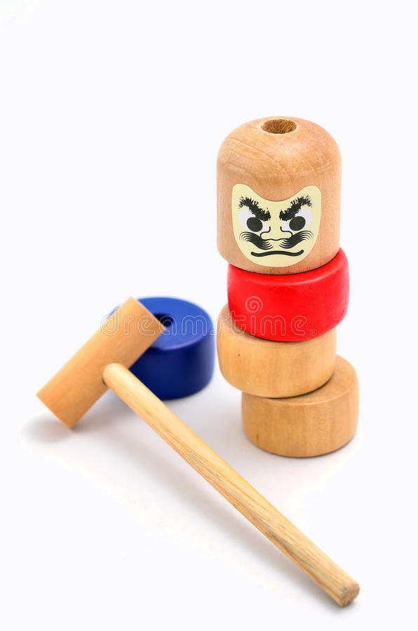 Japan Traditional Toys : Traditional toys of japan stock photo image strike