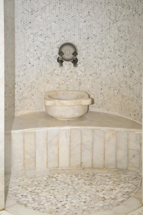 Traditional Turkish bath royalty free stock images