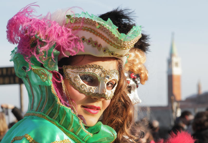 Download Traditional Venetian Carnival 2011. Editorial Stock Image - Image: 18704964