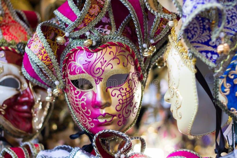 Traditional Venetian mask royalty free stock image