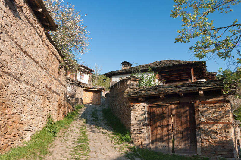 Traditional village stock images
