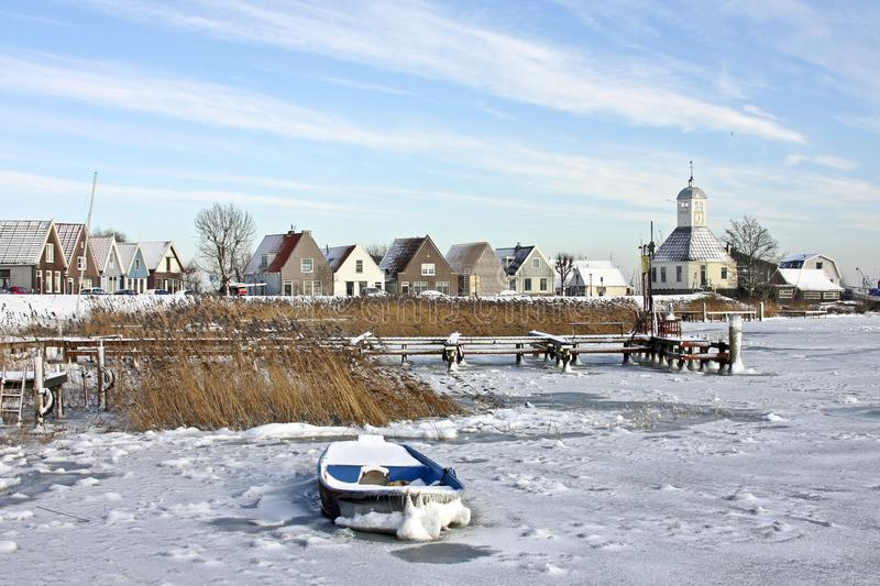 Download Traditional Village Durgerdam The Netherlands Royalty Free Stock Photography - Image: 12257727