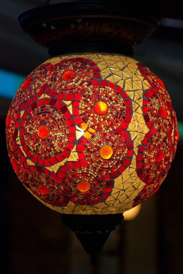 Download Traditional Vintage Turkish Lamps Stock Photo - Image: 27593712