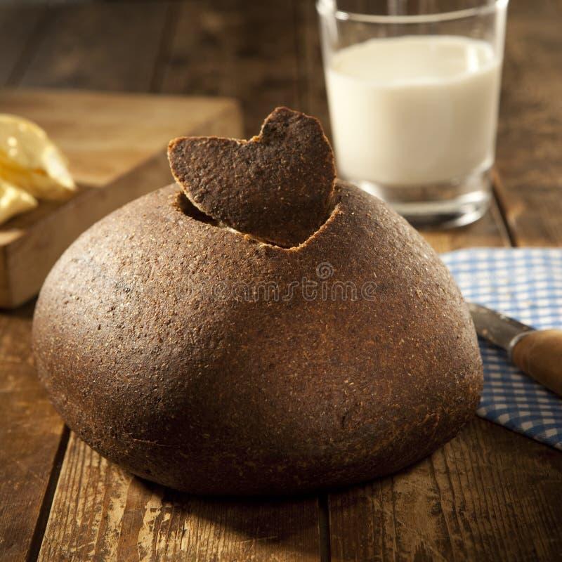 Traditioneel fins voedsel stock fotografie