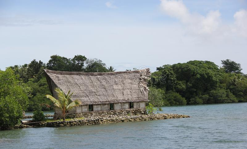 Traditioneel huis stock afbeeldingen