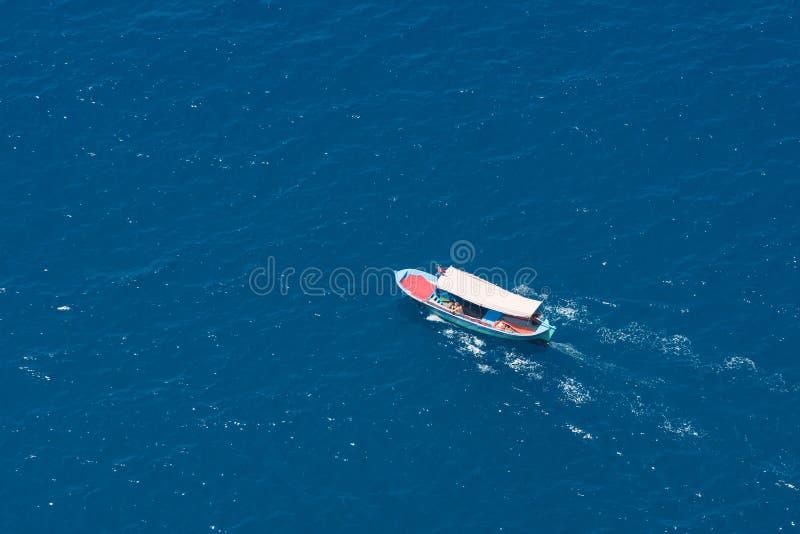 Traditioneel vermaak op zee Turkije royalty-vrije stock afbeelding