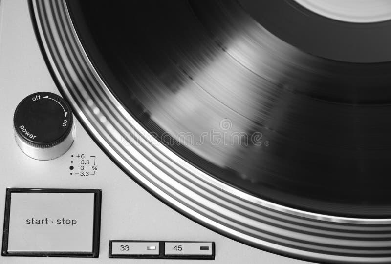 Traditioneel vinyl stock afbeelding