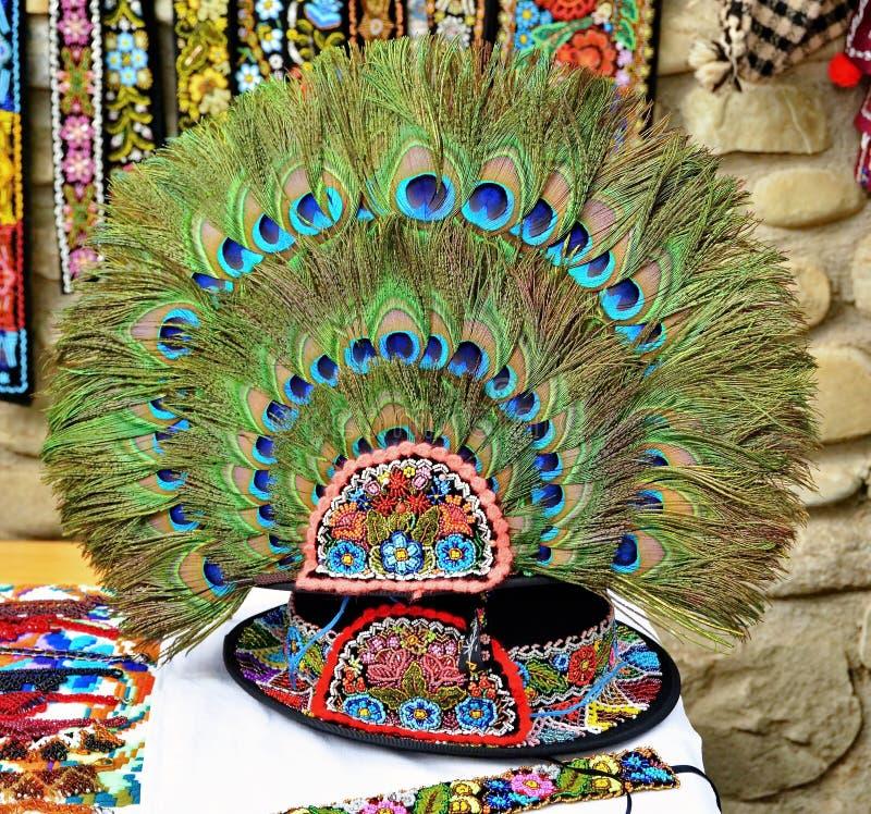 Traditionele hoed royalty-vrije stock afbeeldingen