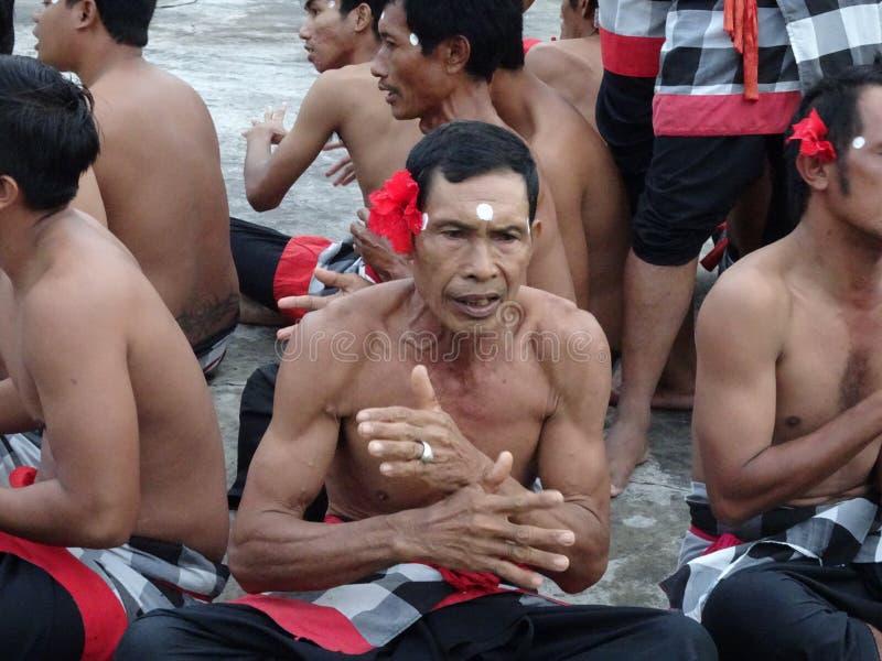 Traditionele Indonesische dans royalty-vrije stock foto