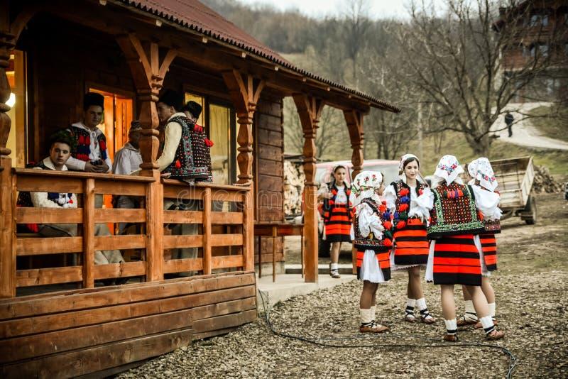 Traditionele kostuums